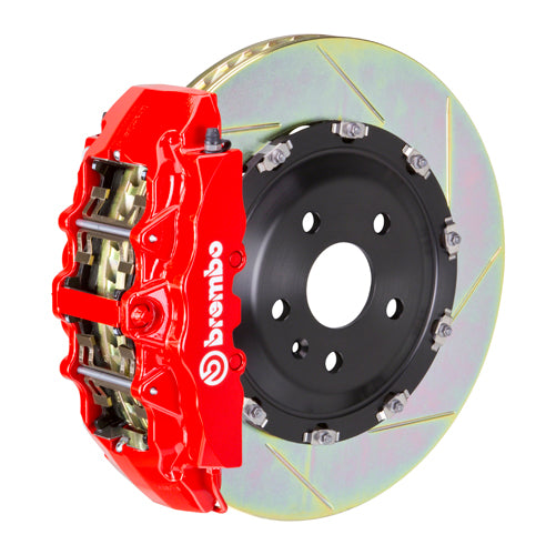 Brembo Audi Q7 (4L) - GT Big Brake Kit 380x34 2-Piece Front