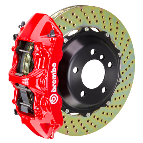 Brembo Audi A4 (B6) - GT Big Brake Kit 355x32 2-Piece Front