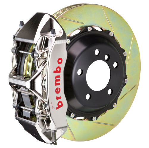 Brembo Audi Q5 3.0T | TDI | Hybrid (8R) - GT-R Big Brake Kit 380x32mm 2 Piece Discs Front