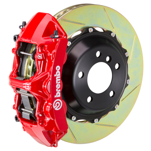 Brembo Audi A4 (B7) - GT Big Brake Kit 355x32 2-Piece Front
