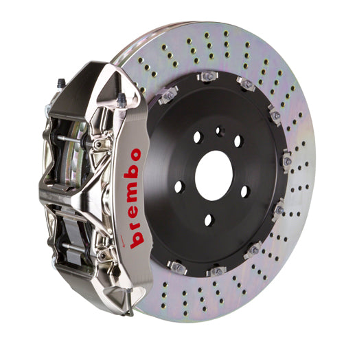 Brembo Audi Q7 (4L) - GT-R Big Brake Kit 405x34mm 2 Piece Discs Front