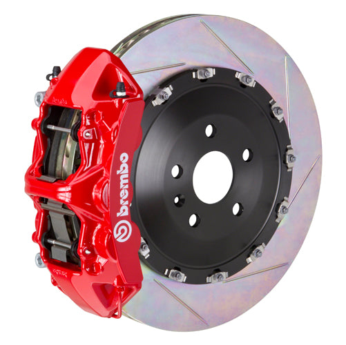 Brembo Audi Q7 (4L) - GT Big Brake Kit 405x34 2-Piece Front (Monobloc)