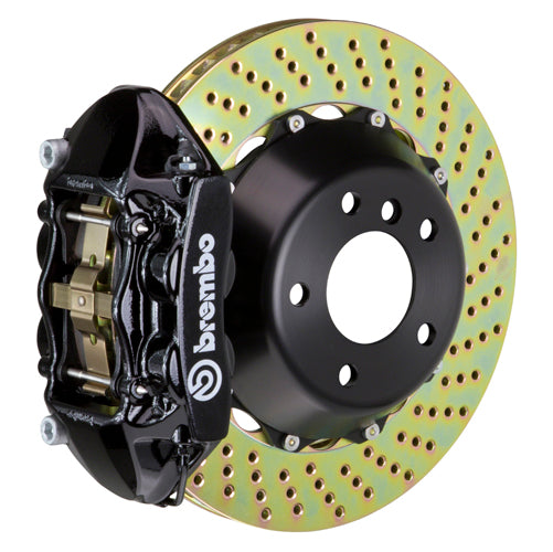 Brembo Audi A4 (B6) - GT Big Brake Kit 365x29 2-Piece Front Monobloc