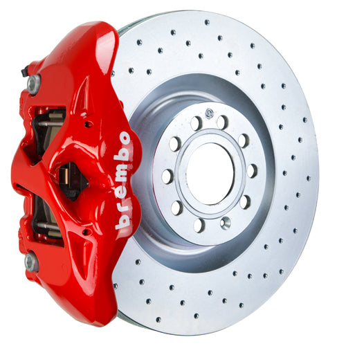 Brembo Audi A3 (8V) - GT Big Brake Kit 345x30 1-Piece Front (BM-4 Caliper)