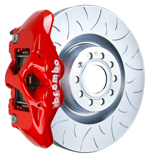 Brembo Audi A3 (8P) - GT Big Brake Kit 345x30 1-Piece Front (BM-4 Caliper)