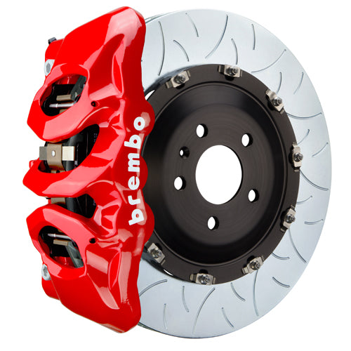 Brembo Audi A5 | A4 (B8) - GT Big Brake Kit 380x34 2-Piece Front (B-M6 Caliper)