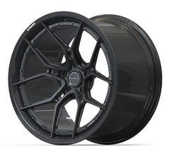 Brixton Forged CM5-R CARBON+ 2-Piece, Dymag Carbon Fiber Barrel starting $4250/wheel
