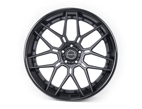 Brixton Forged CM8 TARGA SERIES 3 PIECE STEP-LIP Starting from $2181 per wheel