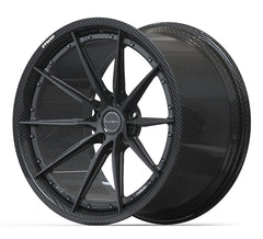 Brixton Forged R11-R CARBON+ 2-Piece, Dymag Carbon Fiber Barrel starting at $4250/wheel