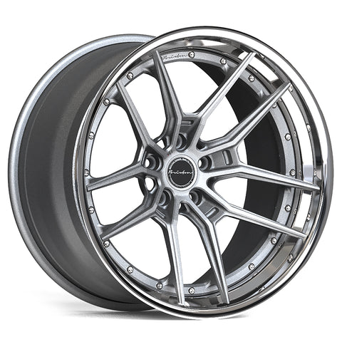 Brixton Forged VL1 TARGA SERIES 3 PIECE STEP-LIP Starting from $2181 per wheel