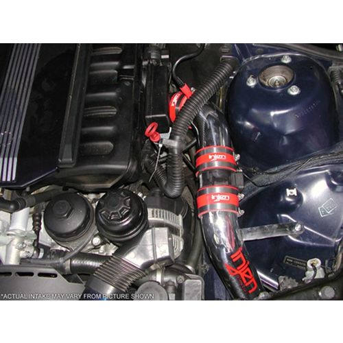 INJEN RD COLD AIR INTAKE SYSTEM (BLACK) - RD1110BLK