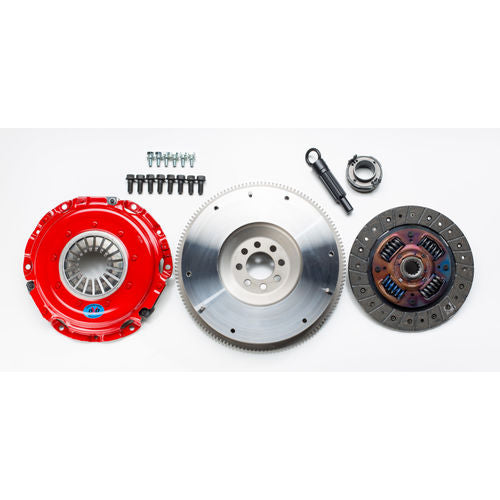 South Bend / DXD Racing Clutch 02-08 Mini Cooper S 6SP 1.6L Stg 1 HD Clutch Kit (w/ FW)