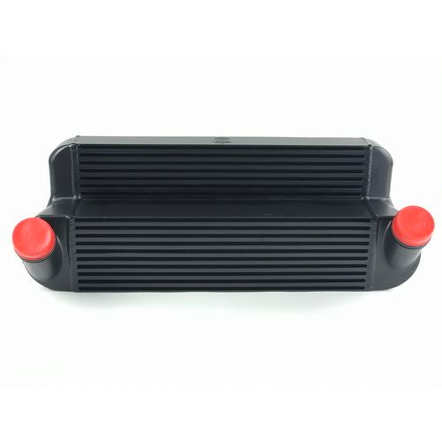 CSF 15-18 BMW M2 (F30/F32/F22/F87) N55 High Performance Stepped Core Bar/Plate Intercooler - Black