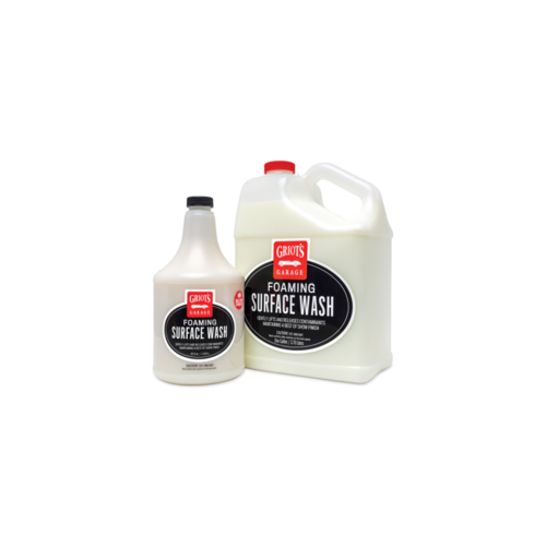 Griots Garage FOAMING SURFACE WASH - 1 Gallon