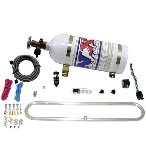 Nitrous Express N-Tercooler System for CO2 w/10lb Bottle