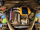 BMW F8X M3/M4 CSF Charge Air Cooler Cover by RK Titanium
