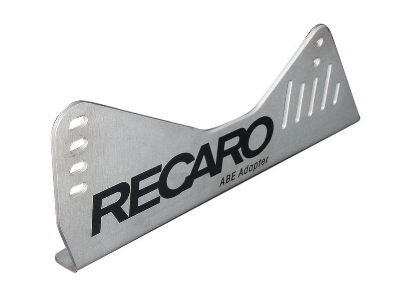 Recaro Universal Aluminum Side Mount Set (FIA Certified)