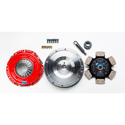 South Bend / DXD Racing Clutch 05-08 Audi A4/A4 Quattro B6/B7 2.0T Stg 2 Drag Clutch Kit (w/ FW)