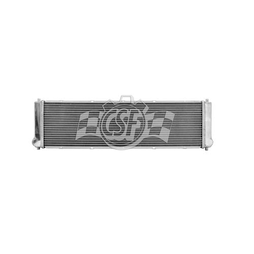 CSF Porsche All Aluminum High Performance Center Radiator 911 Turbo (996) / Porsche 911 GT2 (996/997) / Porsche 911 GT3 (997)