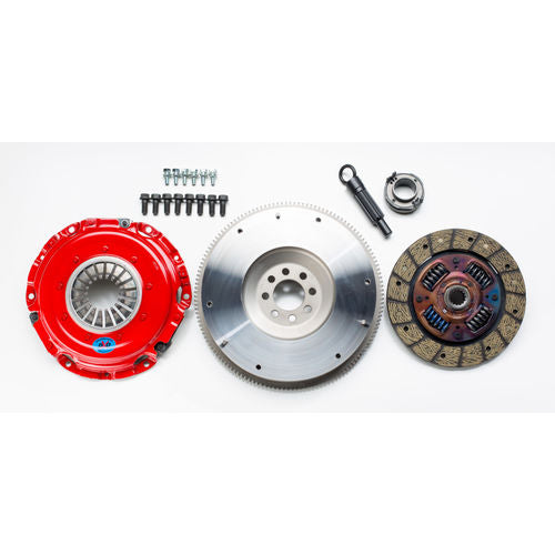South Bend / DXD Racing Clutch 02-08 Mini Cooper S 6SP 1.6L Stg 2 Daily Clutch Kit (w/ FW)