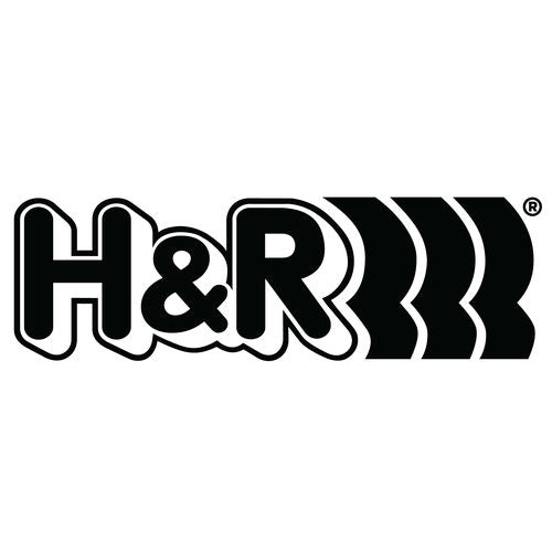 H&R Trak+ 40mm DRM Spacer Bolt Pattern 5/120 Center Bore 72.5 Bolt Thread 14x1.5 - Black