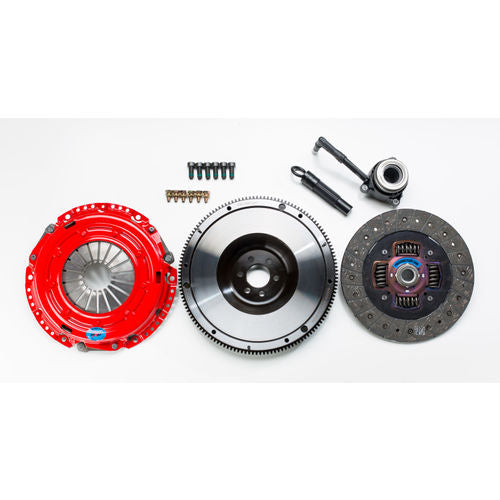 South Bend / DXD Racing Clutch 06-08.5 Audi A3 FSI 2.0T Stg 2 Daily Clutch Kit (w/ FW)