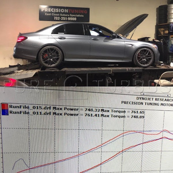 Pure Turbos Mercedes Benz E63S M177 PURE 900 Upgrade Turbos