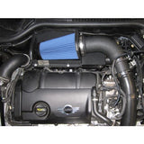 aFe POWER Magnum FORCE Stage-2 Cold Air Intake System w/Pro 5R Filter Media MINI Cooper S 11-14 L4-1.6L (t)