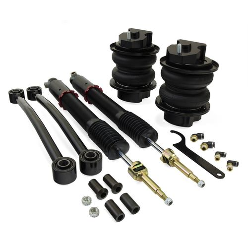 Air Lift Performance 16-18 Audi A4 / A5 / S4 / S5 Rear Air Suspension Lowering Kit
