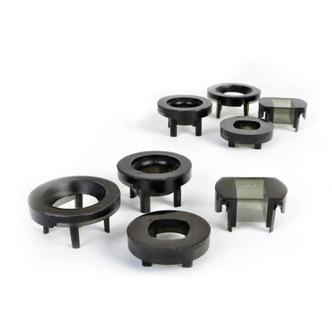 Whiteline 05+ BMW 1 Series/3/05-10/11 3 Series Rear Crossmember-Fr & Rr Mount Insert Bushing