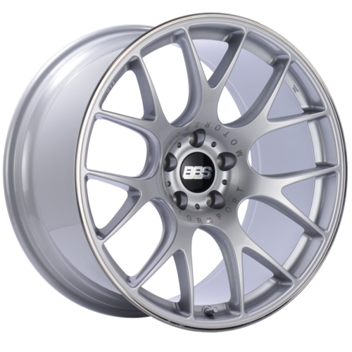 BBS CH-R 116 20x10.5 5x115 ET25 CB71.4 Diamond Silver Polished Rim Protector Wheel