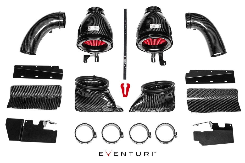 Eventuri Audi RS4 | RS5 (B8) Carbon Intake