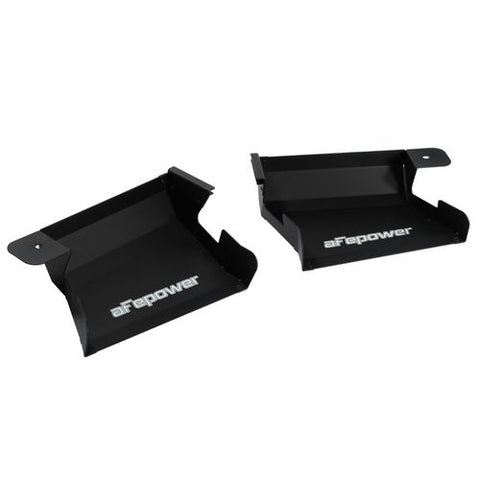 aFe POWER Black Magnum FORCE Intake System Dynamic Air Scoops BMW 3-Series/M3 (E9X) 07-13 L6/V8