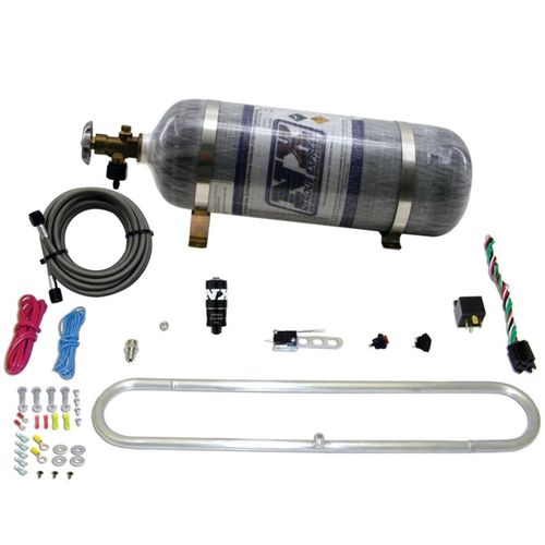 Nitrous Express N-Tercooler System for CO2 w/Composite Bottle