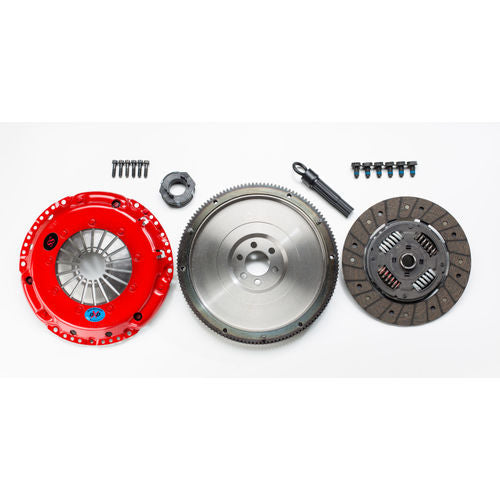 South Bend / DXD Racing Clutch 00-06 Volkswagen Golf IV GTI 5Sp 1.8T Stg 3 Daily Clutch Kit (w/ FW)