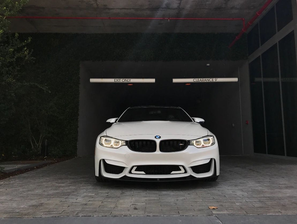 MCP Racing BMW FX2 Front Bumper Grille for the F80/F82/F83 M3/M4
