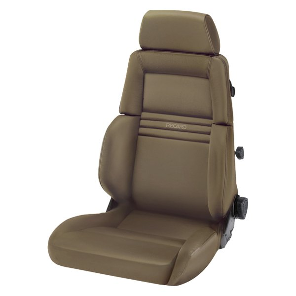 Recaro Expert M Seat - Beige Leather/Beige Leather
