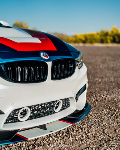 MCP Racing FX Front Bumper Grille for the BMW F80 F82 F83 M3/M4