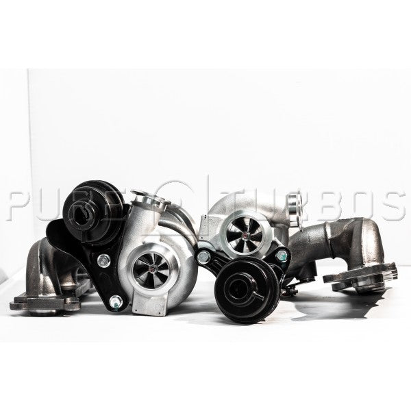 Pure Turbos New PURE600 N54 Upgrade Turbos