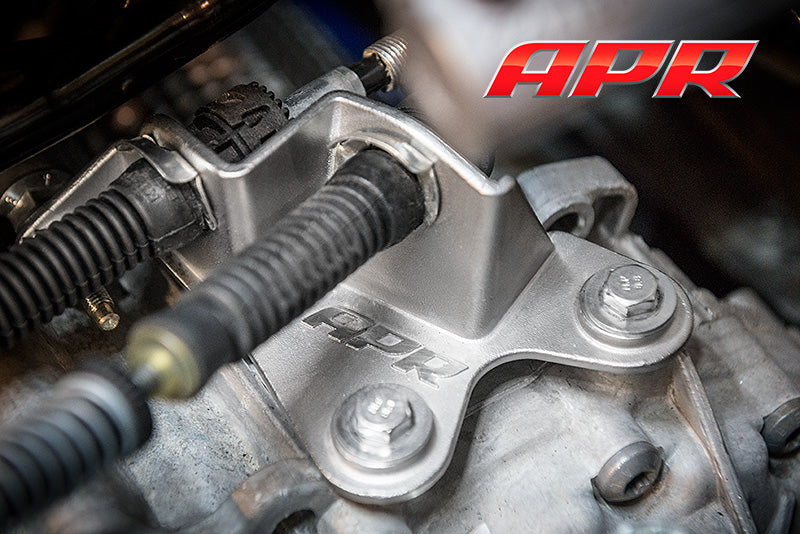 APR Shifter Cable Bracket - MK4 1.8T 6MT