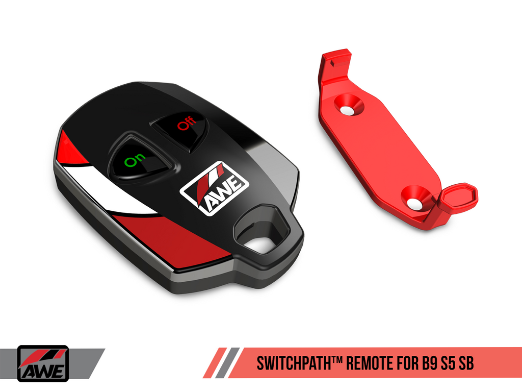 AWE Tuning SwitchPath Remote for Audi B9 S4