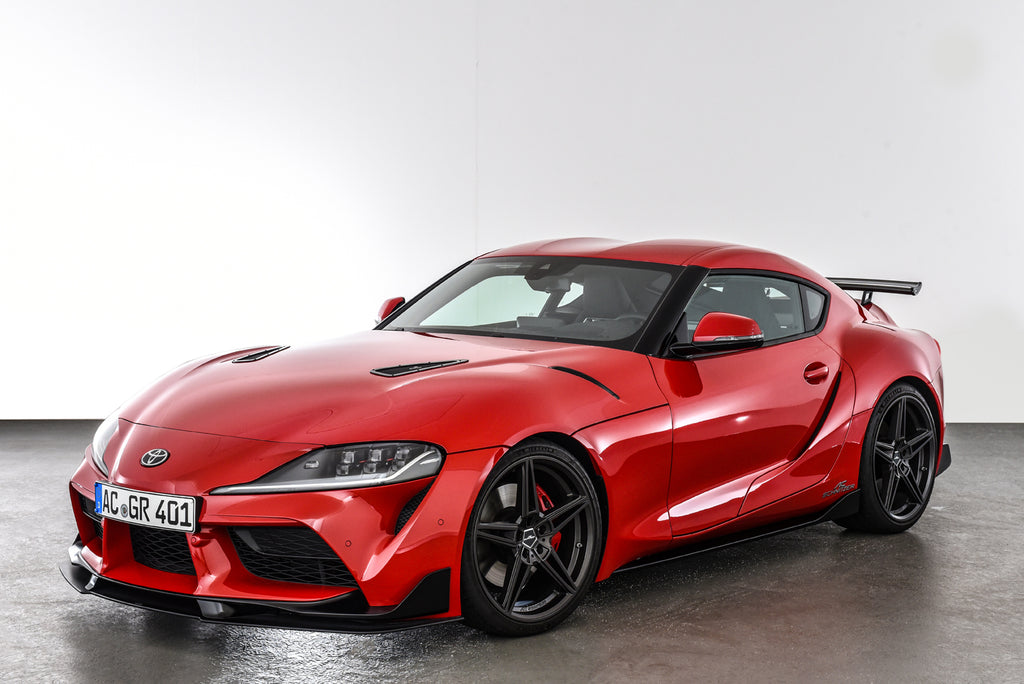 AC Schnitzer Bonnet Vents for Toyota GR Supra
