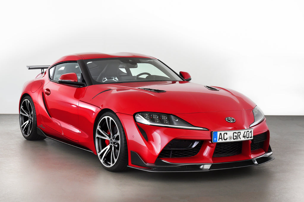 AC Schnitzer Engine optics for Toyota GR Supra