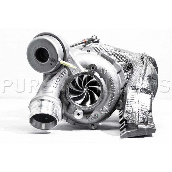 Pure Turbos Audi MK3 RS3/TTRS 8V 8S PURE850 Ball Bearing Upgrade Turbo
