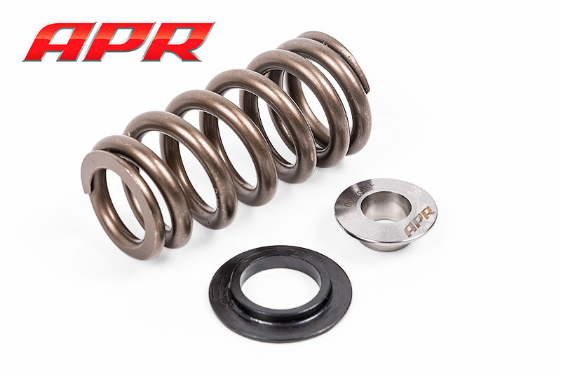 APR High performance, light-weight, upgraded valve spring system. Set of 24