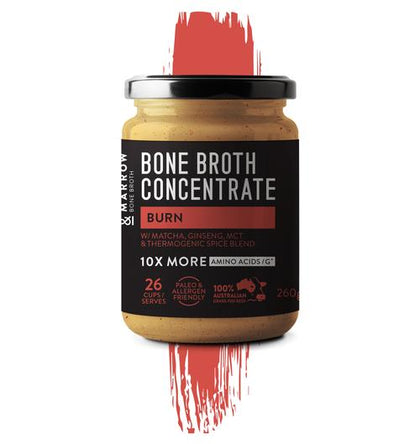 Meadow & Bone Bone Broth Concentrate 260g - Burn