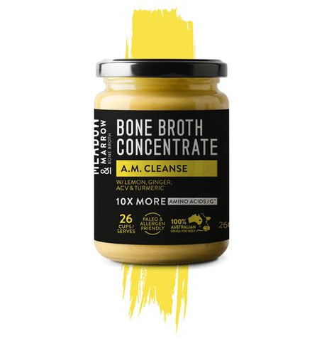Meadow & Bone Bone Broth Concentrate 260g - A.M. Cleanse