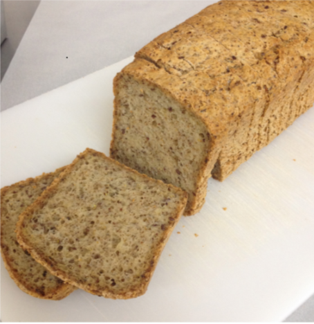 Nonies Gluten Free Bread - Light Golden