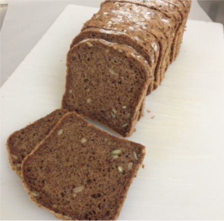 Nonies Gluten Free Bread - Seedy Brown Bread