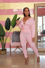 "The ""Soft Me Up"" Pink Set"